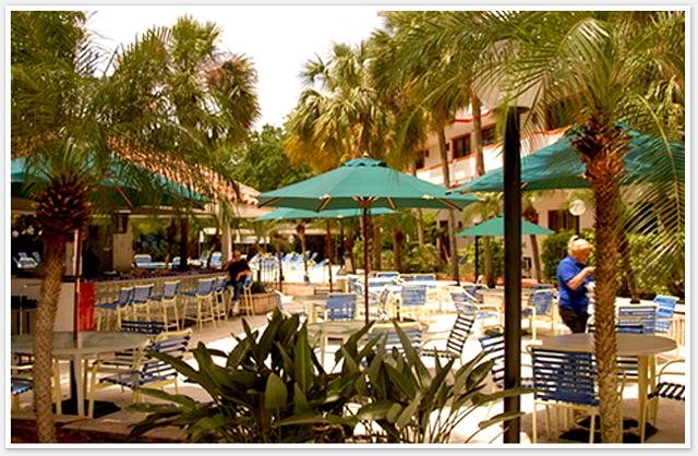 Gallery And Restaurants Of Las Olas Blvd