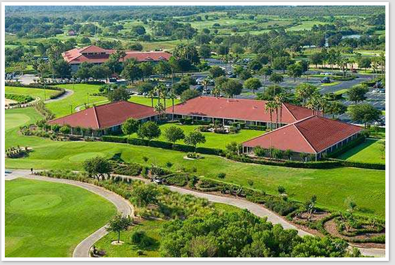 Orange County National In Orlando, Florida