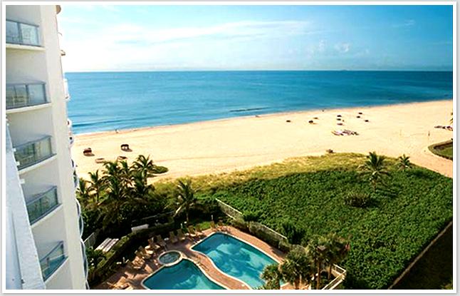 Marriott Oceanfront Resort Overview