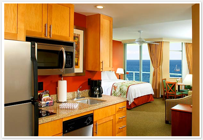 Residence Inn Guest Rooms