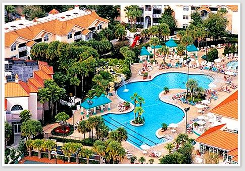 Sheraton Vista Resort Overview