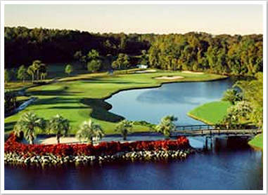 Kissimmee Bay Country Club In Orlando, Florida